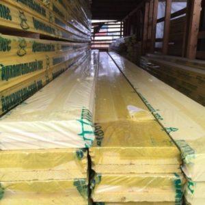фото имитации бруса 16х96х6000 сорт С со склада в Москве